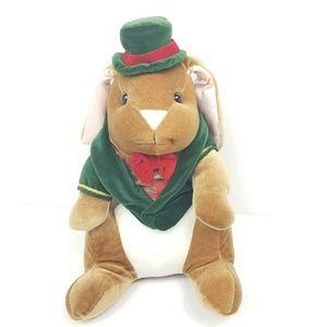 Velveteen Rabbit 1985 Commonwealth Stuffed Animal